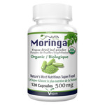 Nia Nia Organic Moringa 500mg 120 caps