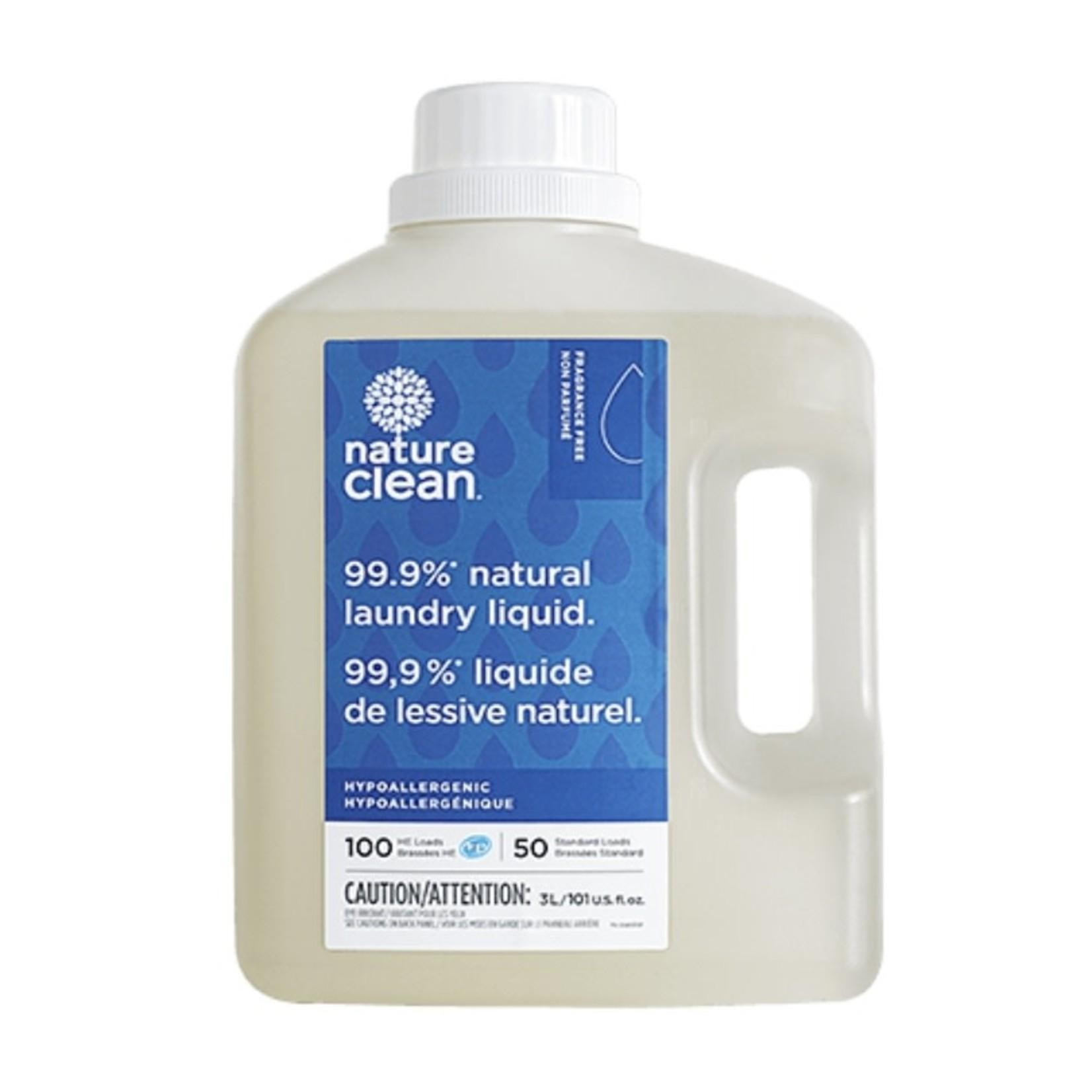 Nature Clean Nature Clean Laundry Liquid 3L