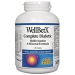 Natural Factors Natural Factors Complete Diabetic Multivitamin & Mineral Formula 120 tabs