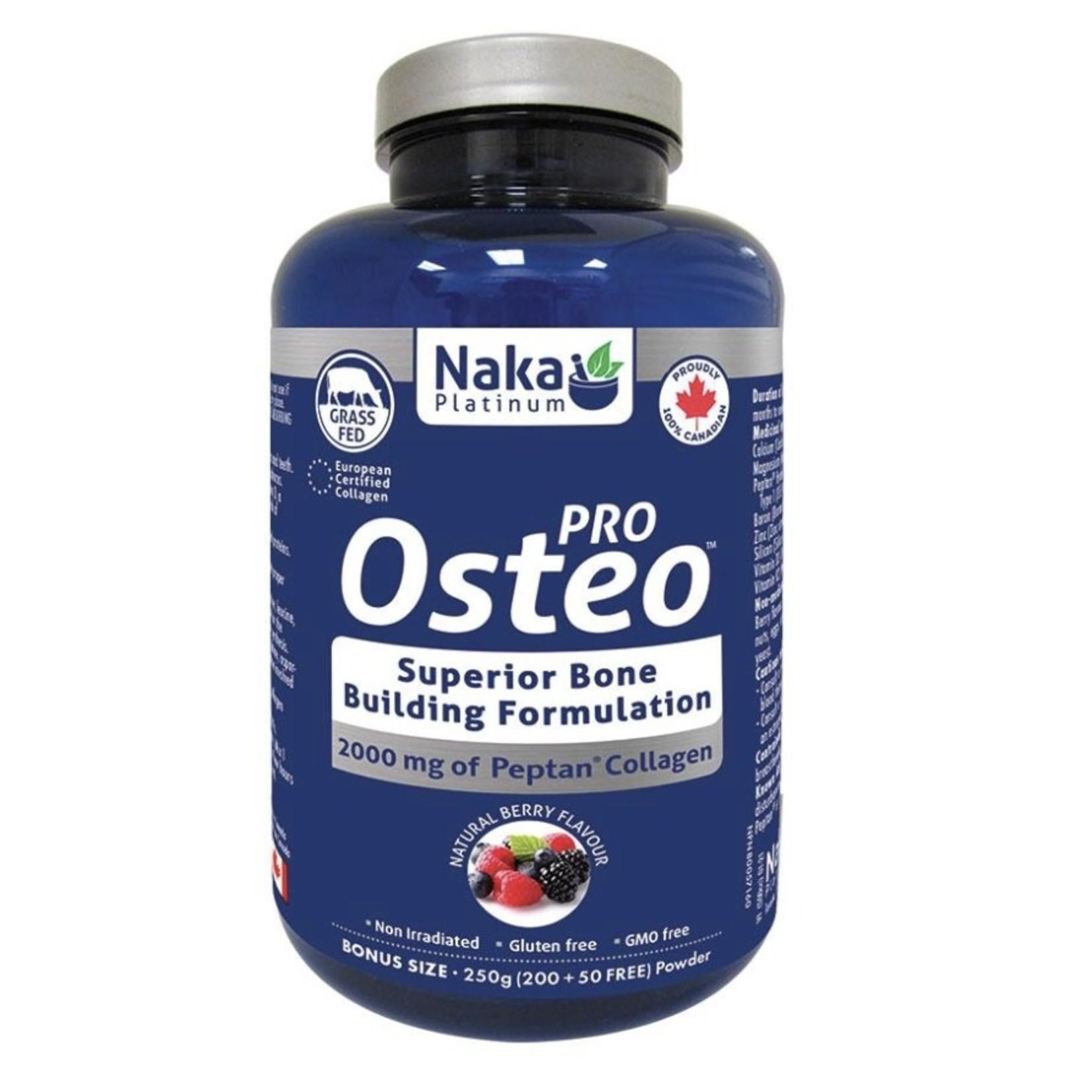 Naka Naka Pro Osteo 250g powder
