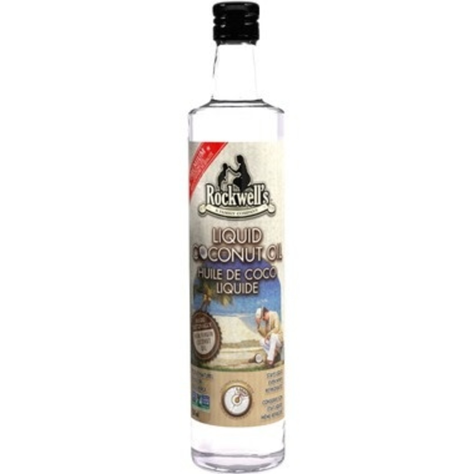 Rockwell's Coconut Oil 250 ml