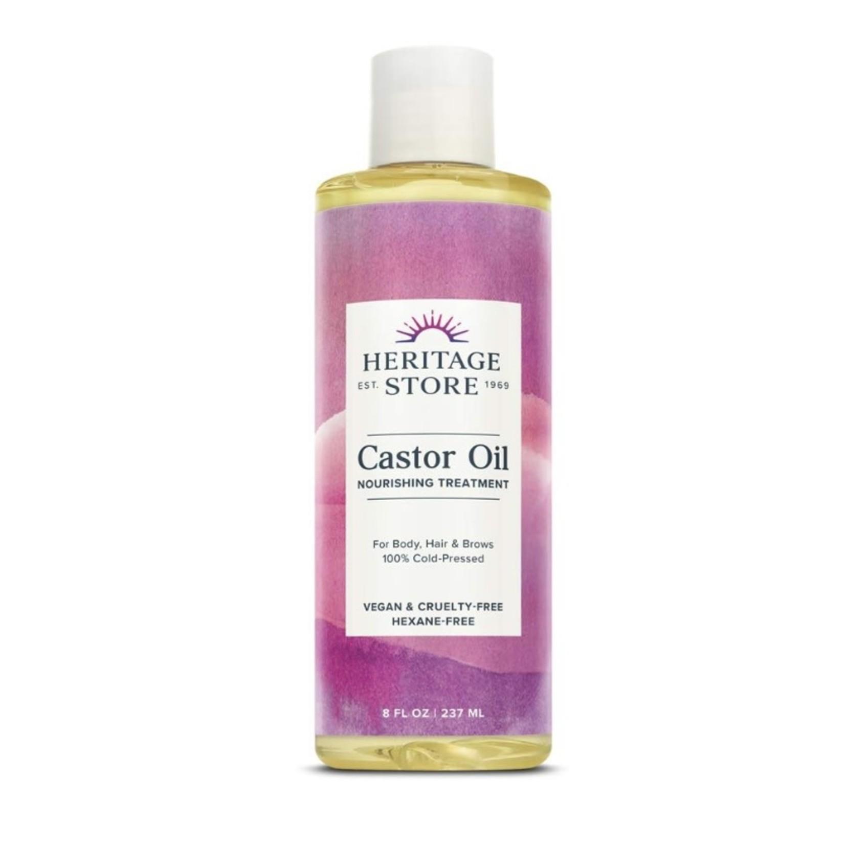 Heritage Store Heritage Store Castor Oil 8oz
