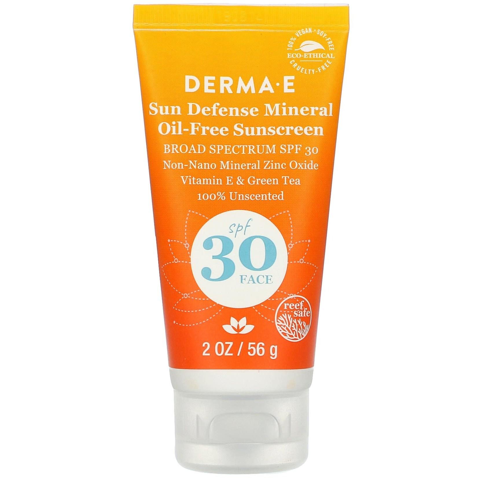 Derma E Derma E Face Sun Defense SPF 30 56g