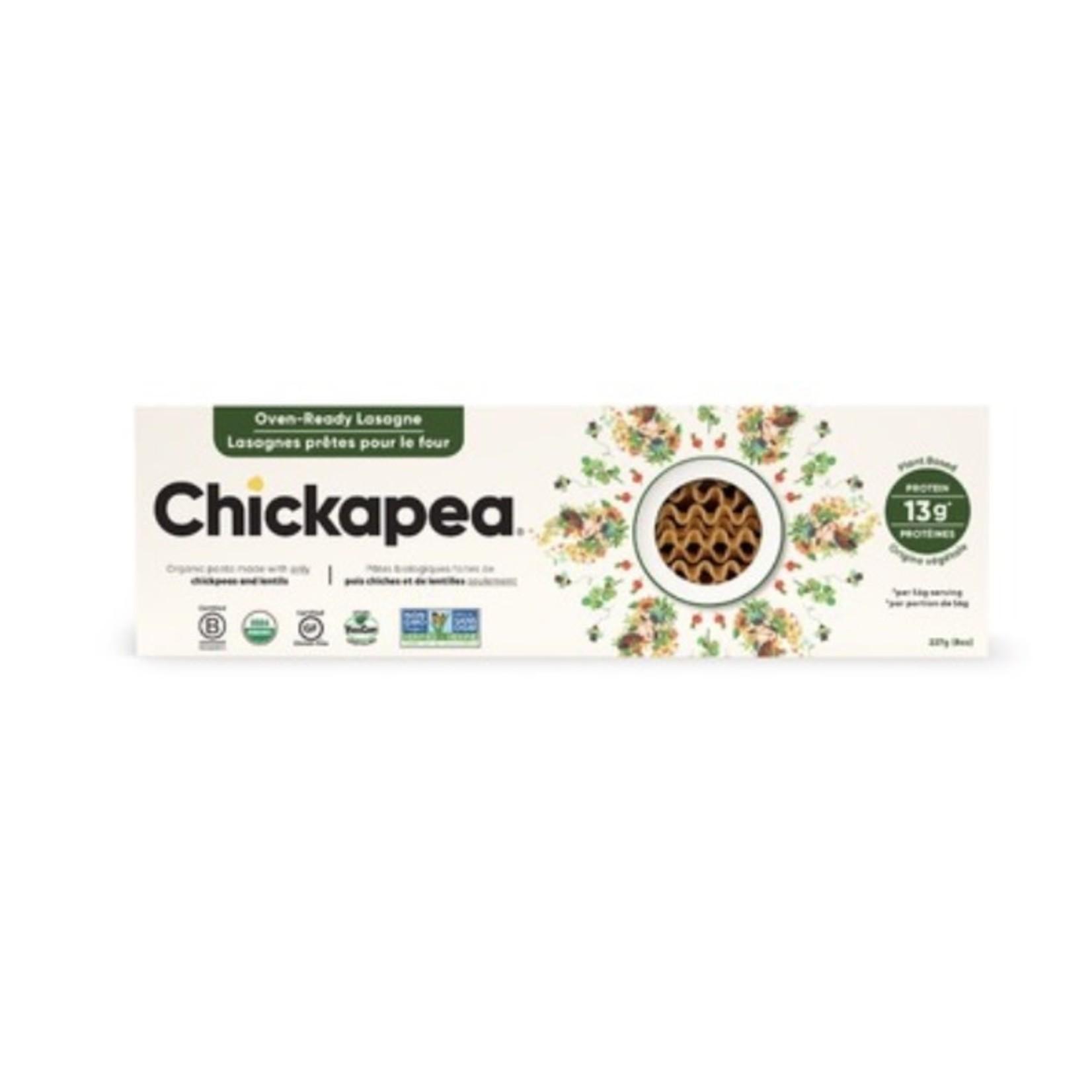 Chickapea Chickapea Lasagne