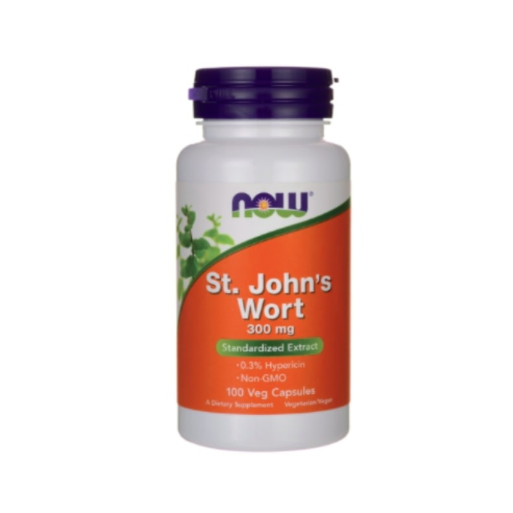 Now Now St John's Wort 300mg 100 caps