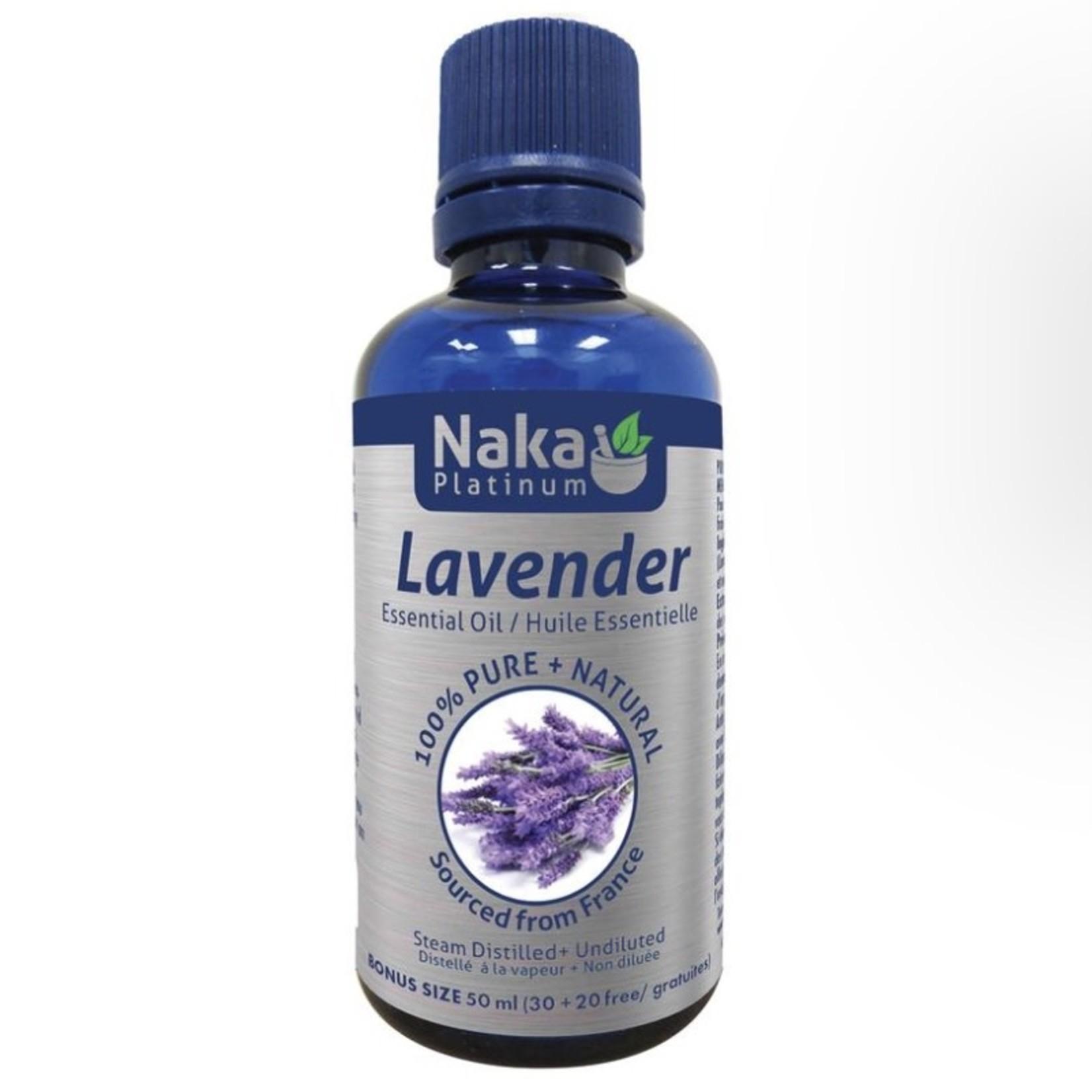 Naka Naka Lavender Essential Oil 50ml