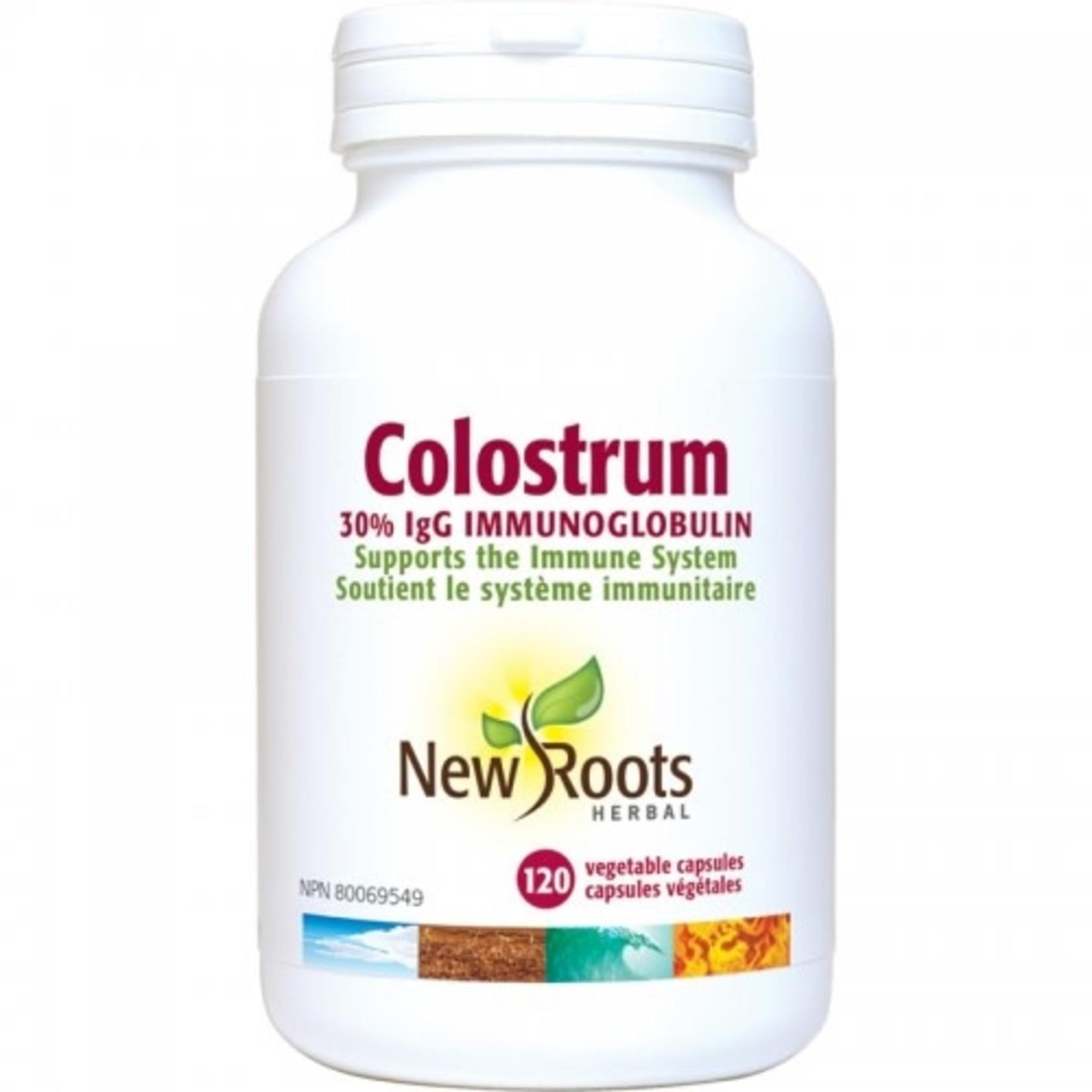 New Roots New Roots Colostrum 60 capsules
