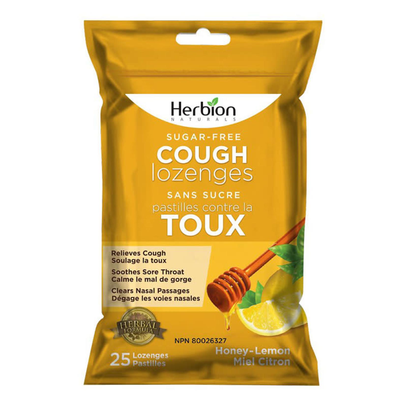 Herbion Herbion Honey-Lemon Cough Lozenges 25ct