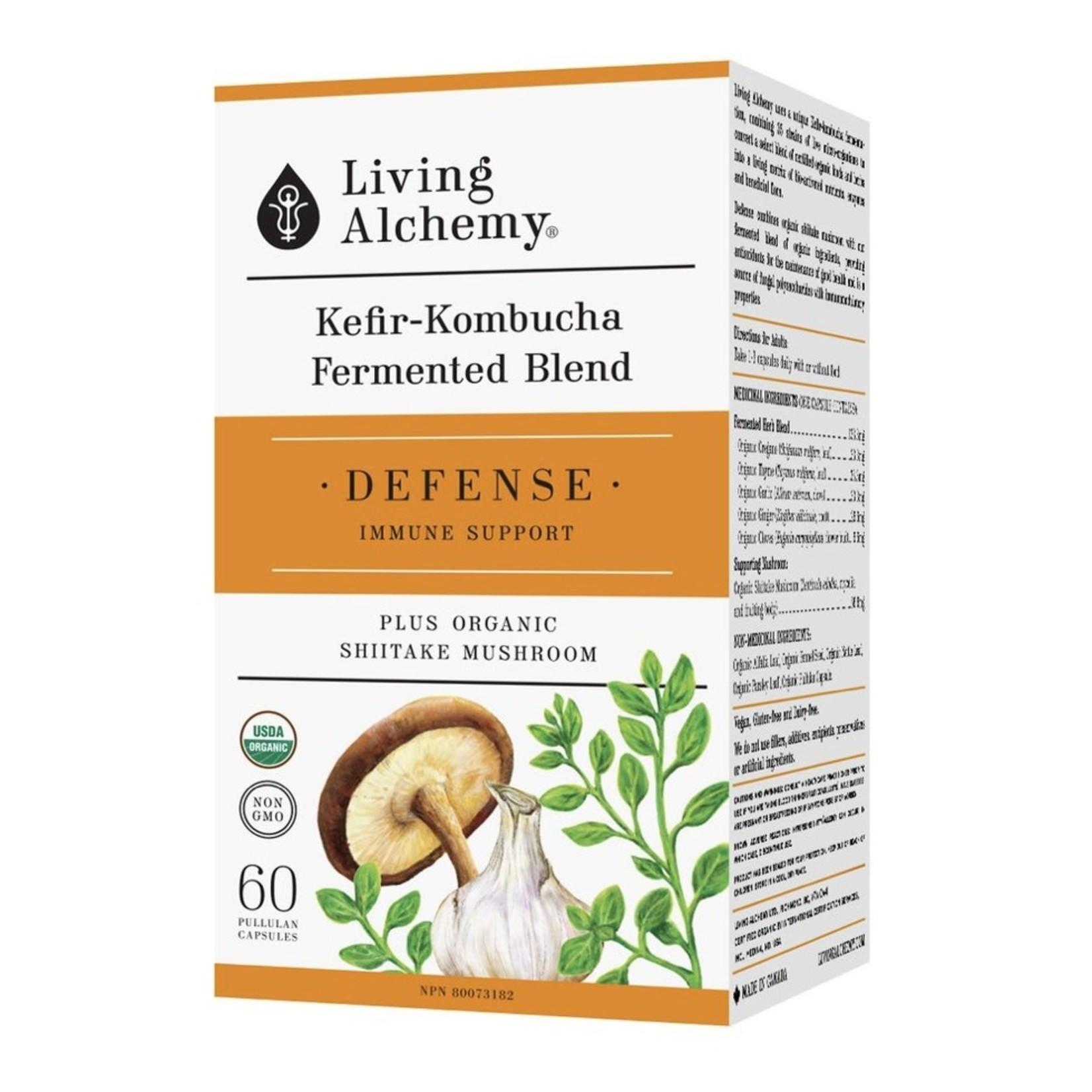 Living Alchemy Living Alchemy - Defense 60 caps