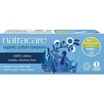 Natracare Natracare Organic Cotton Tampons Super 20 Pack