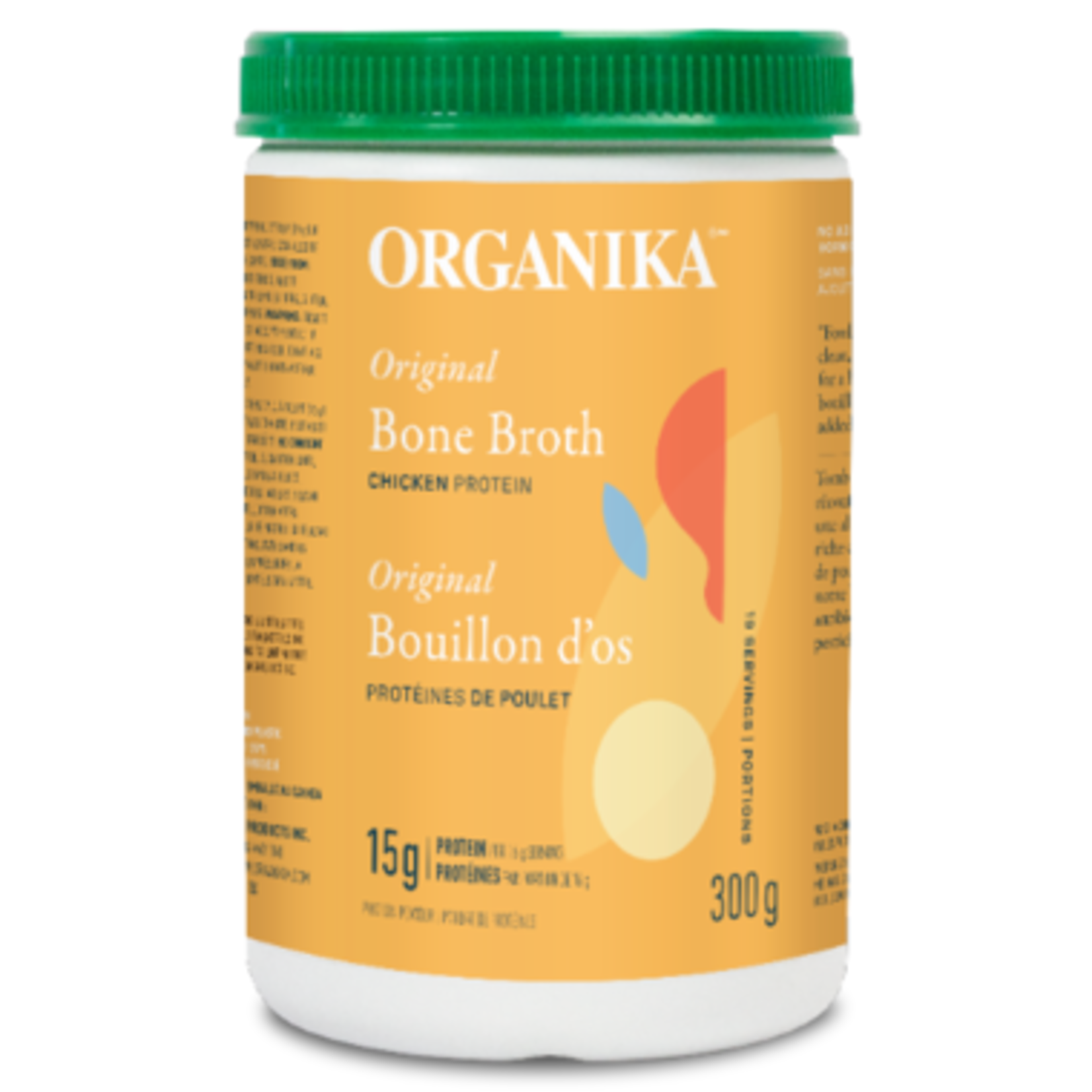 Organika Organika Original Chicken Bone Broth Powder 300g
