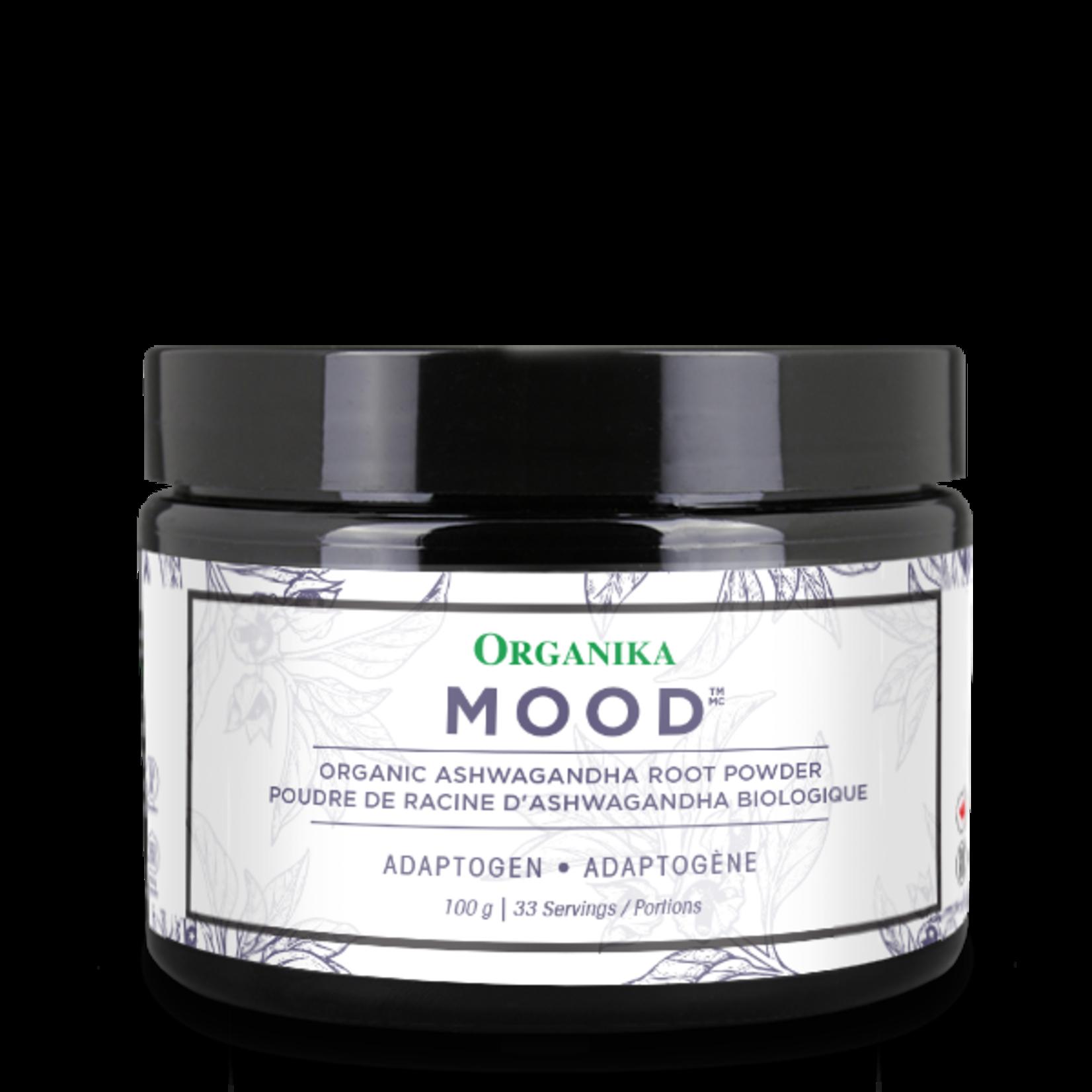Organika Organika Mood Ashwagandha Root Powder 100g