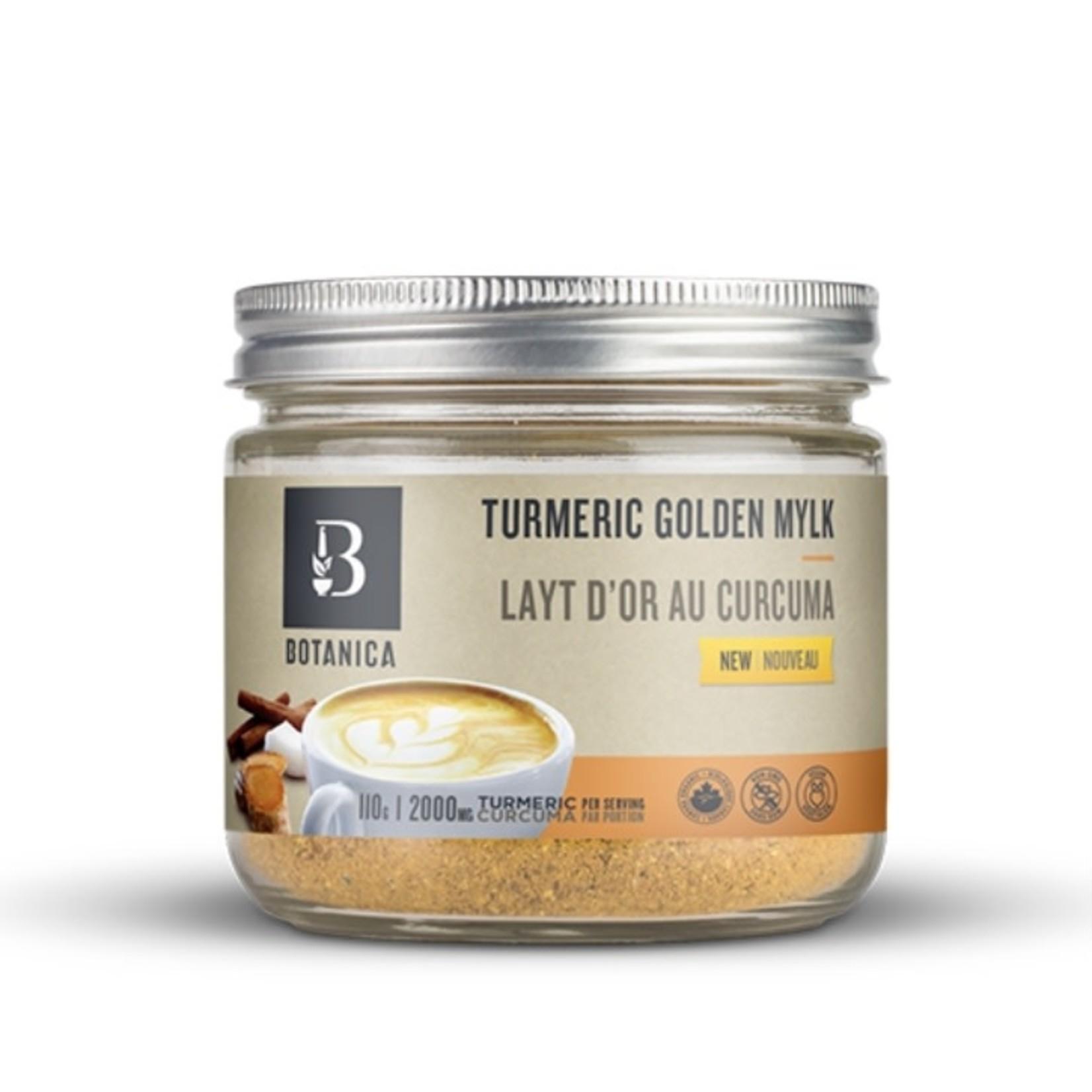 Botanica Botanica Turmeric Golden Mylk 110g