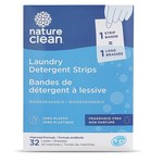 Nature Clean Nature Clean Laundry Detergent Strips