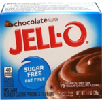 Jell-O  Chocolate Pudding & Pie Filling 39 g