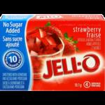 Jell-o Strawberry 10.1g