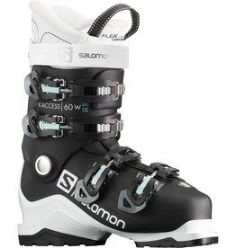 Salomon 2019 Salomon Alpine Boots QST Access 60 W Wide Wh/Anthr Size 27.5