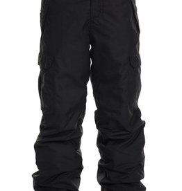 686 2020 686 Boy's Infinity Cargo Insulated Pant Black Size Extra Small