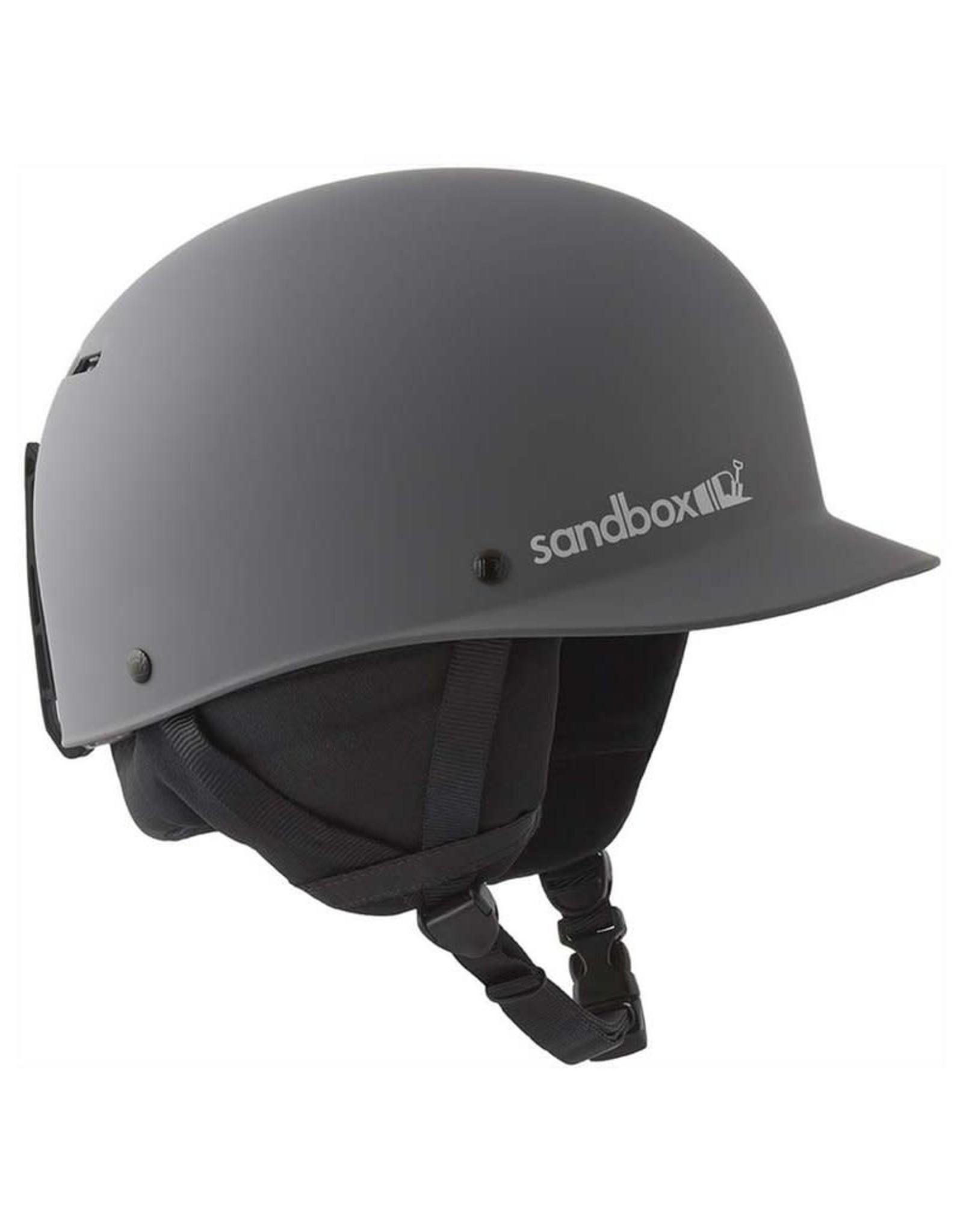Sandbox 2020 Sandbox 2.0 Snow Helmet Grey Size Small