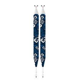 G3 G3 Alpinist+ Grip Navy Medium Ski Length (172 - 188)- 130mm