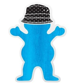 Grizzly Grizzly Boo Johnson Sticker