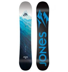 Jones Jones Aviator Snowboard Size 156