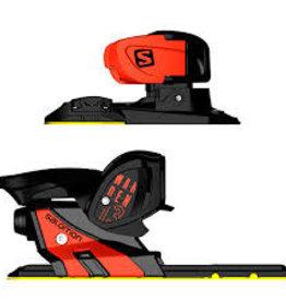 Salomon Salomon 2017 Warden MNC 13 Binding Orange/Black