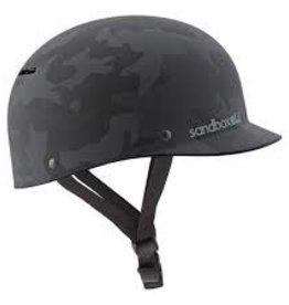 Sandbox Sandbox Classic 2.0 Street Helmet Black Camo Size Med