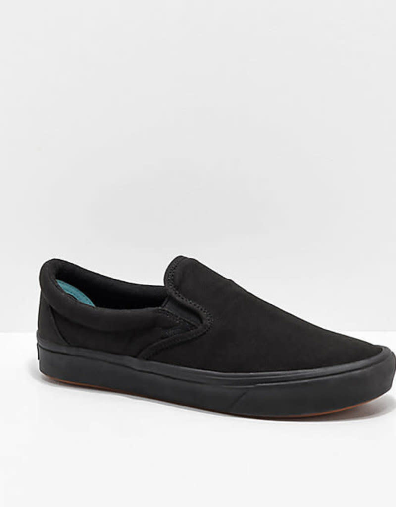 Vans Vans ComfyCush Slip-On (Classic) Black/ Black