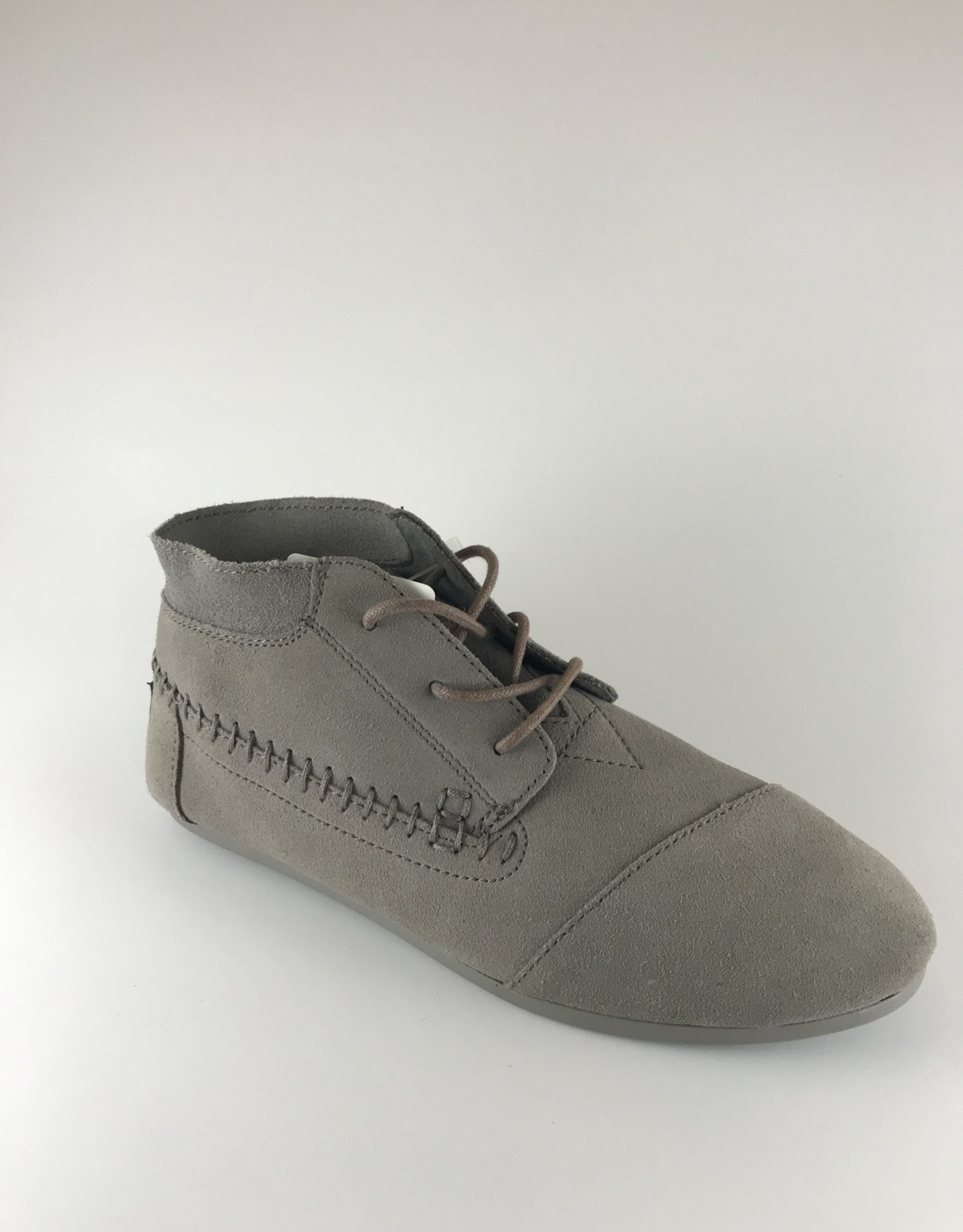 Toms Toms Grey Suede Tribal Boot