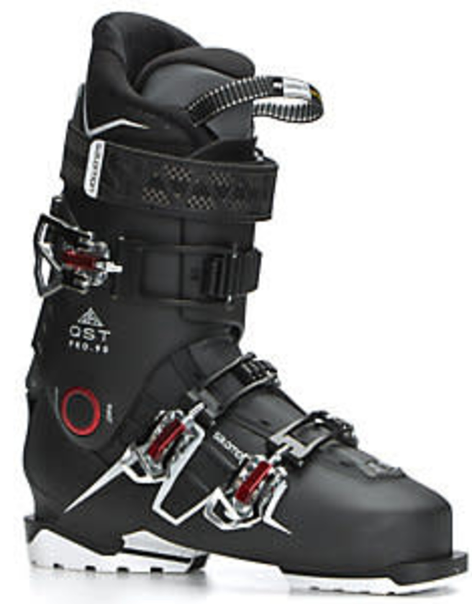 Salomon 2018 Salomon Alp Boots QST Pro 90 Black/Anthra/Rd Size 25.5