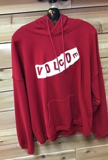 Volcom Volcom Roll It Up Hoody Chili Red