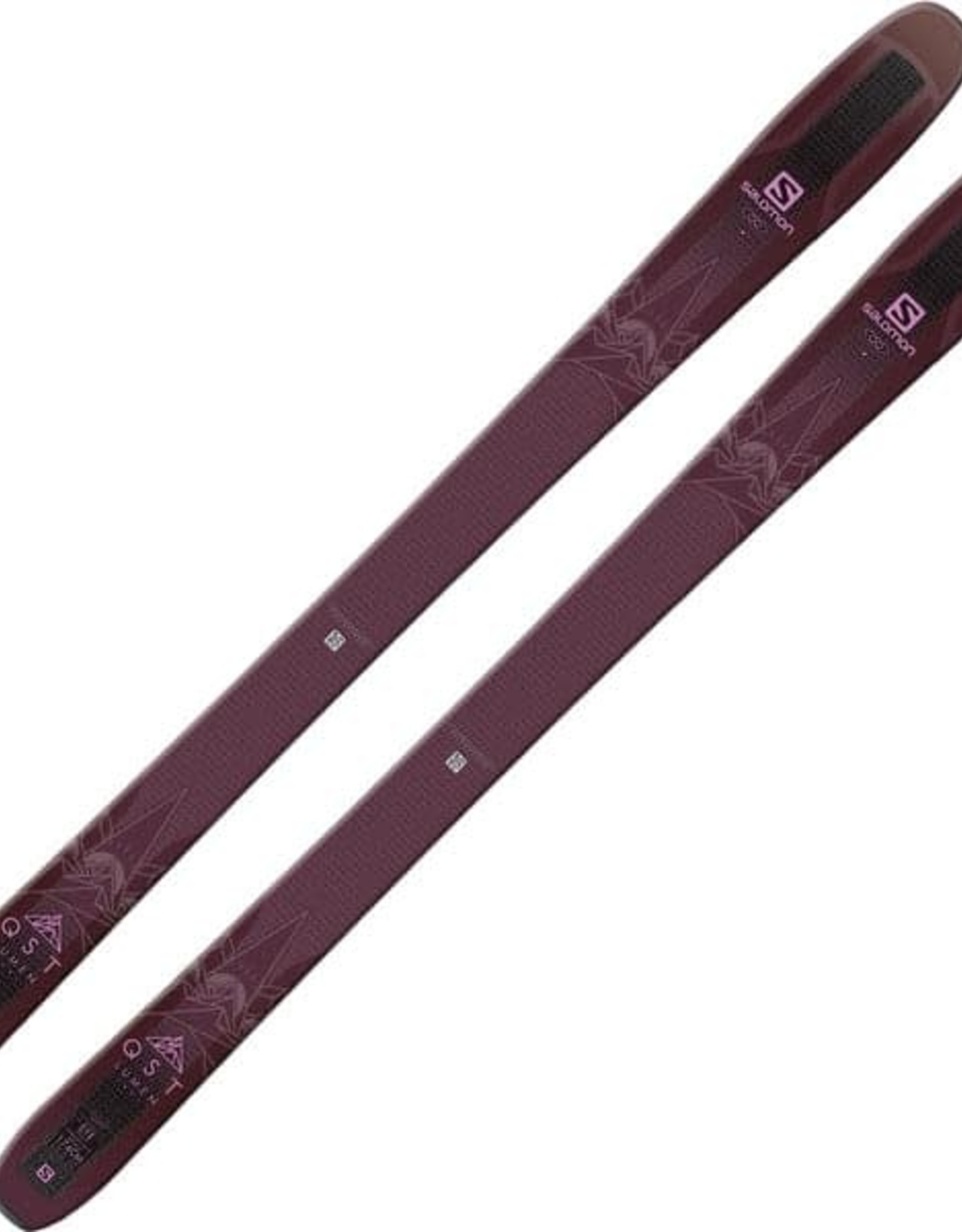 Salomon Salomon Ski N QST Lumen 99 Purple/Light Pink