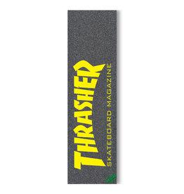 Mob Mobgrip Single Sheet Thrasher Skate Mag Yellow
