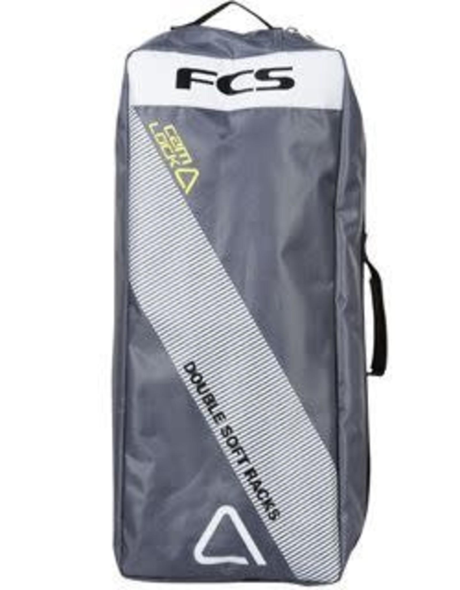 FCS FCS Double Soft Racks - Cam Lock