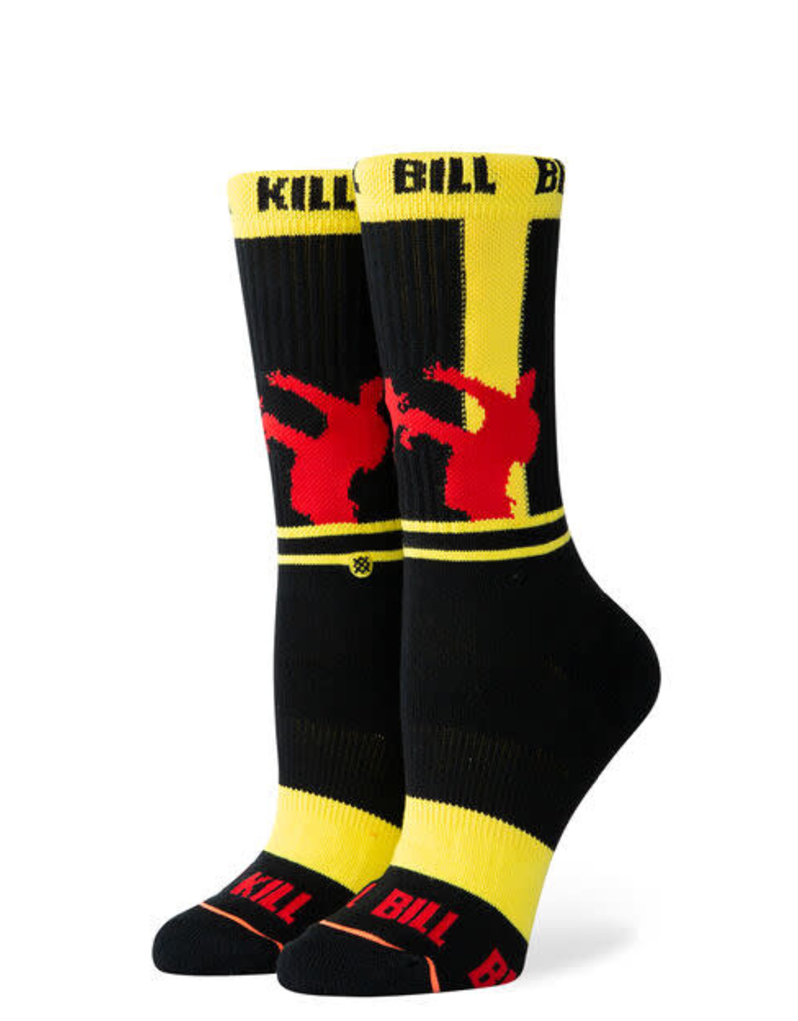 Stance Stance Women's KB Silhouettes Yellow Size Small