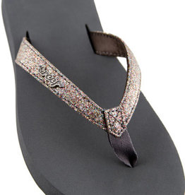 Reef Reef Star Cushion Womens Sandal Grey Size 9