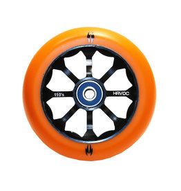 Havoc Pro Scooter Havoc Wheel 110mm Orange/Black