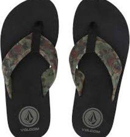 Volcom Volcom Daycation Sandal Camo