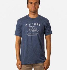 RipCurl FROTH PRE TEE (Indigo)