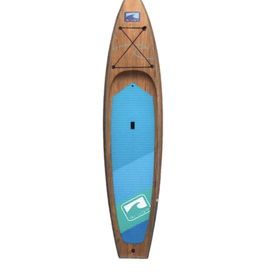 Bluwave The Armada 11.6 Touring Wood Look Thermo Tech ABS SUP