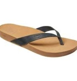 Reef REEF CUSHION BOUNCE COURT BLACK/NATURAL