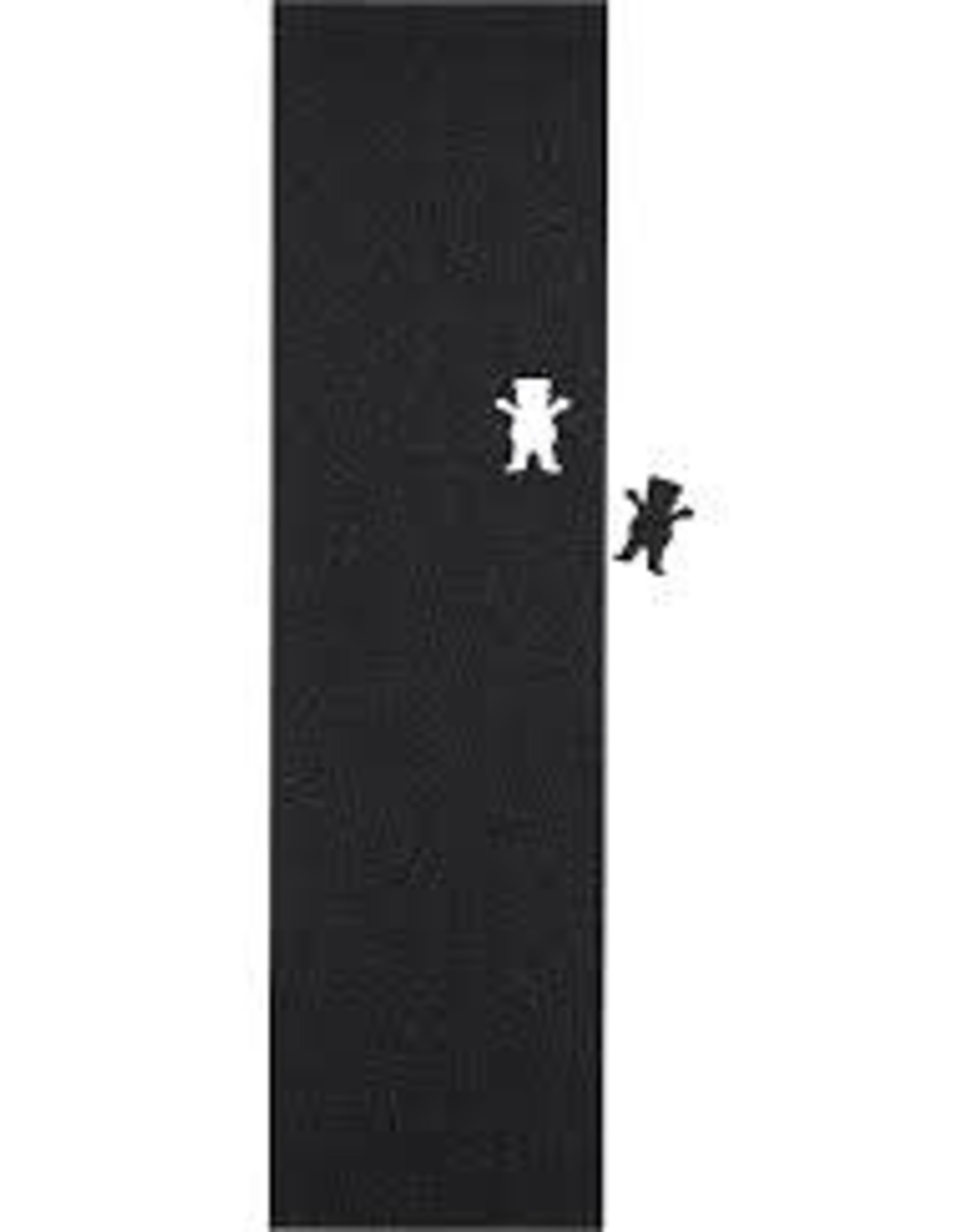 Grizzly GRIZZLY GRIP BEAR CUT-OUT SHEET