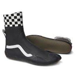 Vans Vans Surf Boot Hi Blk/(Checker) 3mm