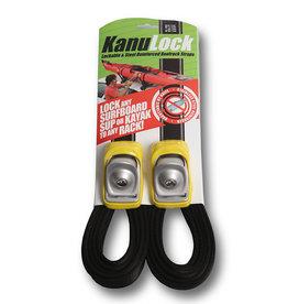 Kanulock Kanulock Lockable Tie Down Set 13ft