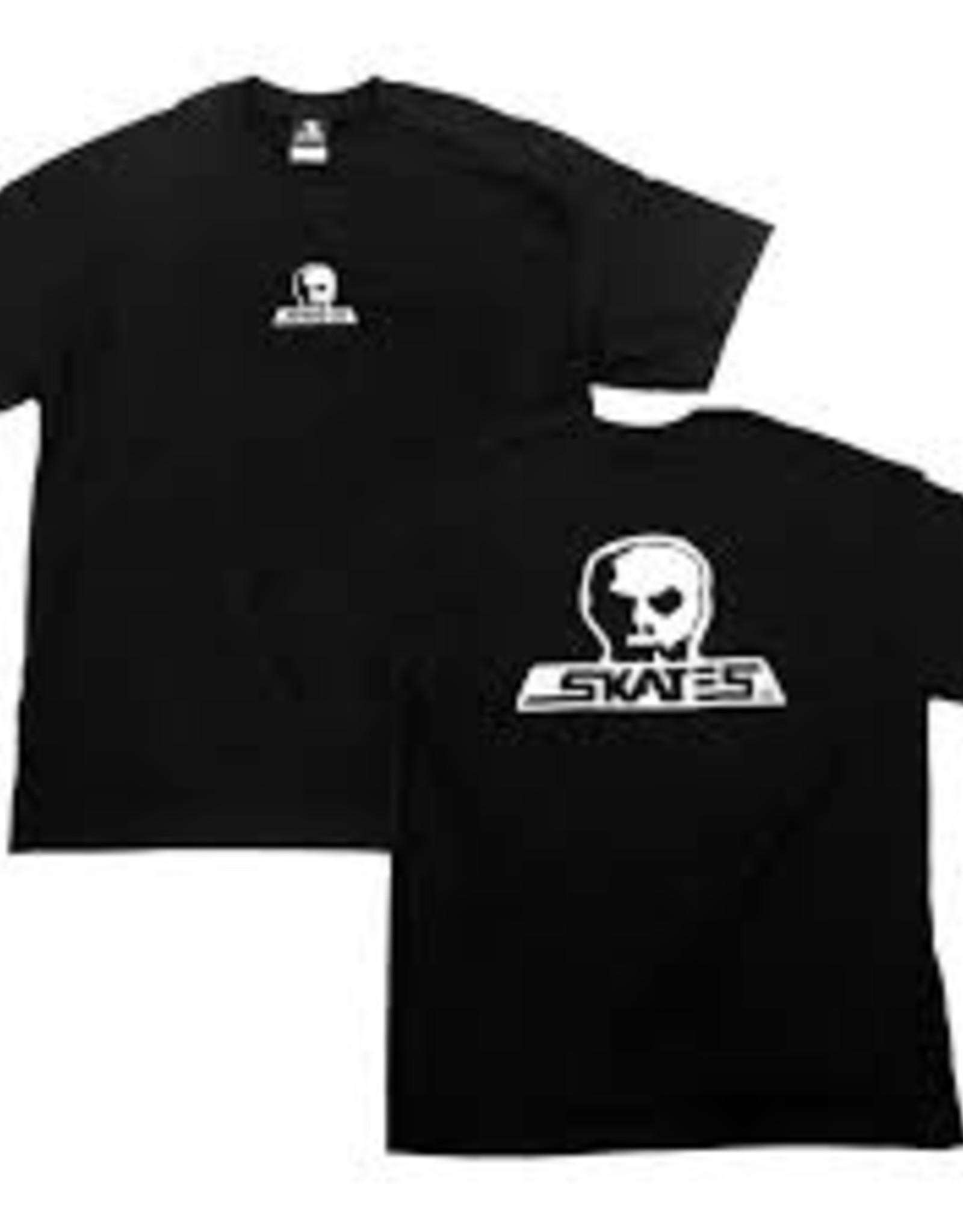 Skull Skates Skull Skates T-Shirt White Logo