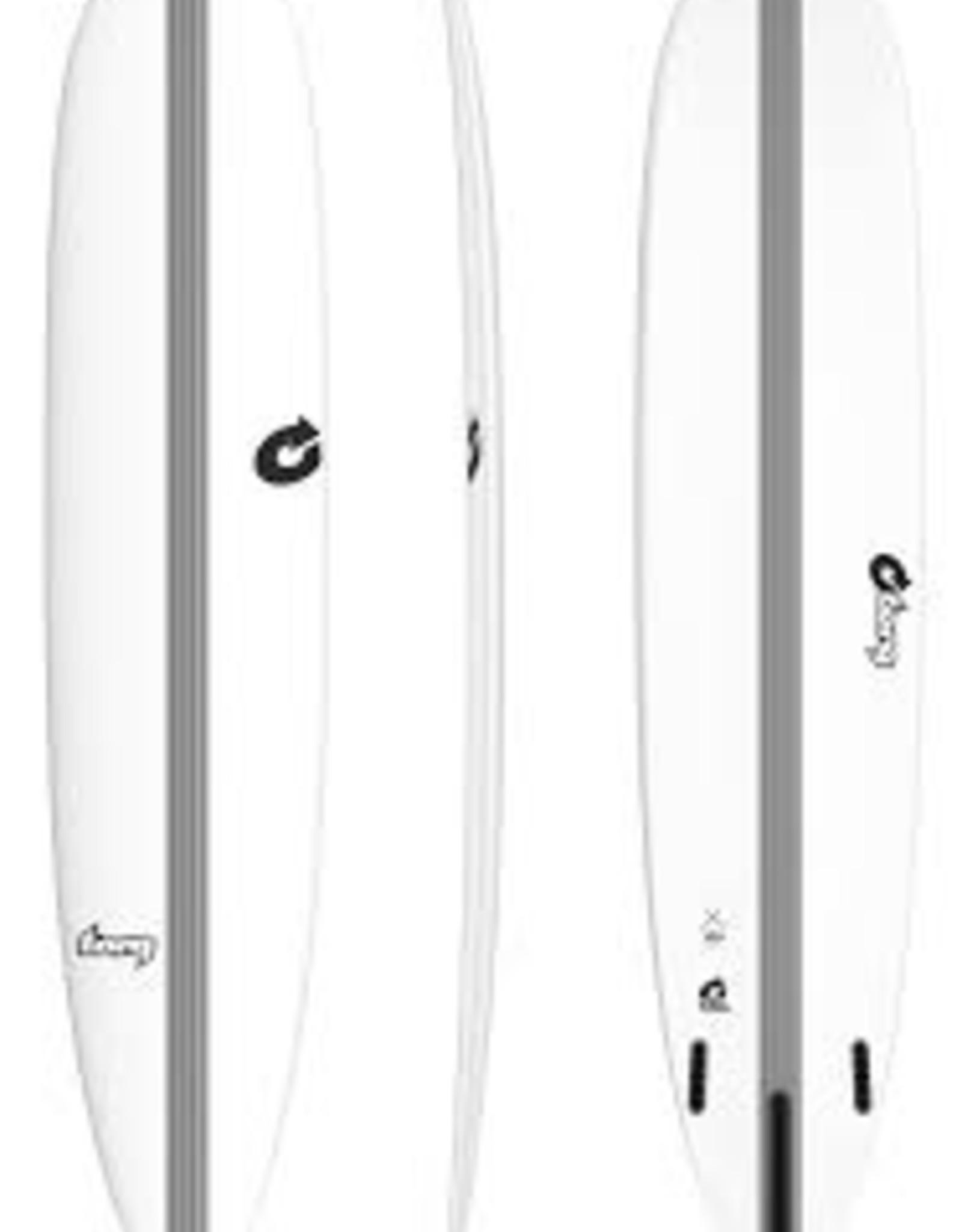 Torq Surfboards 9'6 TORQ TEC Epoxy The Don Longboard (RIDDEN ONCE)