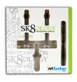 Sk8ology SK8OLOGY DECK DISPLAYS W/DRILL BIT - SINGLE PACK W/DRILL BIT