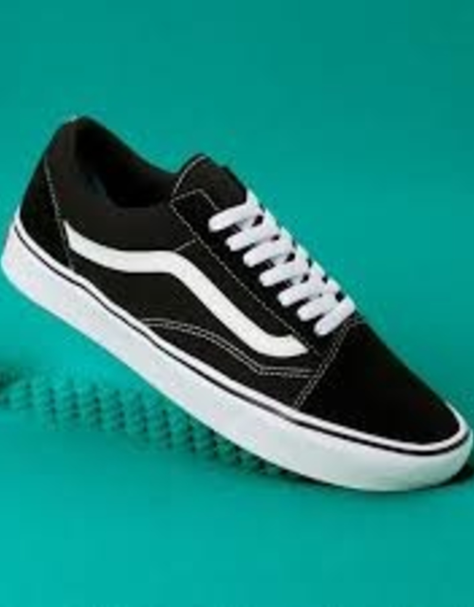 Vans VANS ComfyCush Old Skool (CLASSIC) BLACK/BLACK
