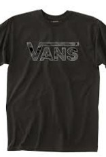 Vans VANS BOYS CLASSIC LOGO BLACK/PATTERN